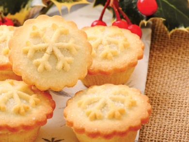 Christmas recipe: Mince pies