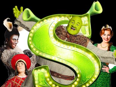Shrek in Doha