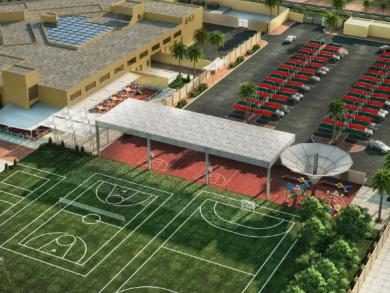New schools in Doha