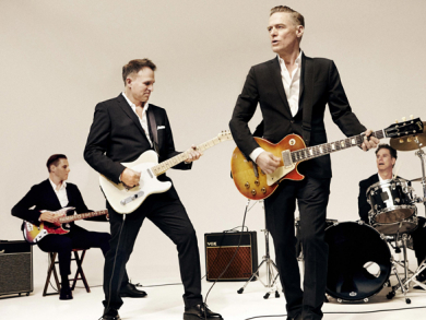 Tickets for Bryan Adams go on sale