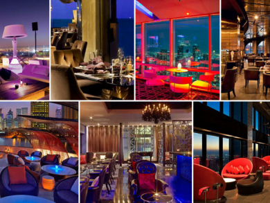 New Year's Eve parties in Doha
