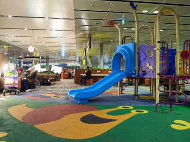 Family-friendly airports
