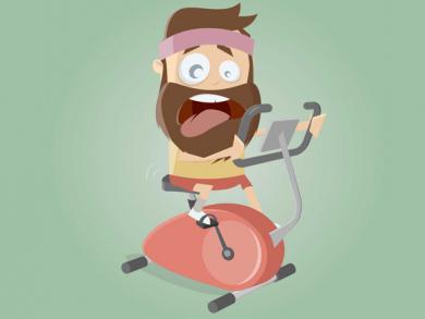 10 experiences of a gym newbie