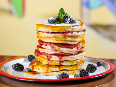 Dish of the month: Santa Monica Breakfast Club