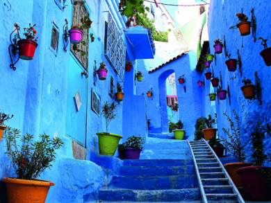 Time Out Chefchaouen guide