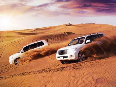 Great Qatar road trips