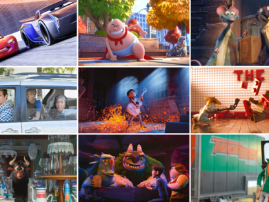 Summer movies for families