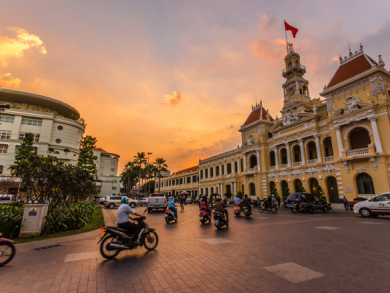 Ho Chi Minh City guide