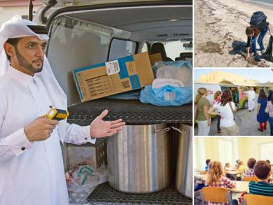 Charities in Doha