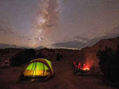 Doha camping trips