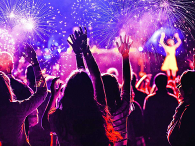Where to celebrate New Year's Eve in Doha