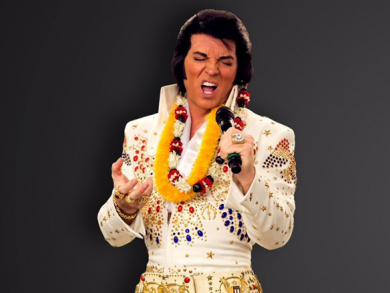 See one of the best Elvis Presley tribute acts in Doha