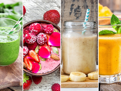 Super smoothies to make yourself