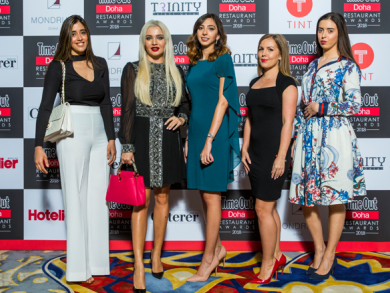 Time Out Doha Restaurant awards 2018: Guests