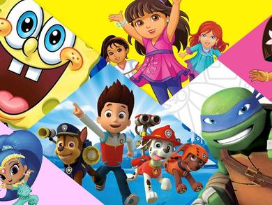 The Nickelodeon play app is now free for kids to download in Qatar