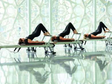 Reformer pilates: The fitness concept taking Doha by storm