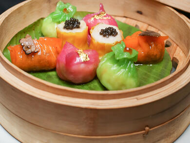 Hakkasan Doha relaunches Saturday dim sum lunch