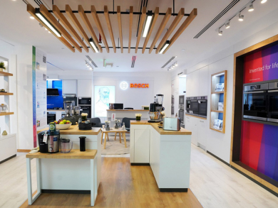 Brand new home appliance store opens