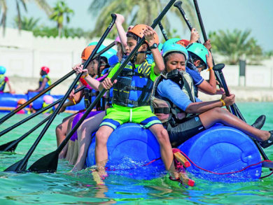 Doha's best family camping spots – and fun activities for the kids