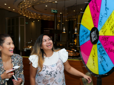 Time Out Doha Brunch Club at Aramede Restaurant – pictures
