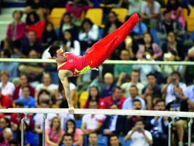 Artistic Gymnastics World Championships to be held in Qatar for the first time ever