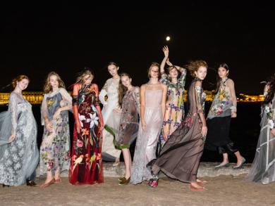 Russian Seasons fashion show in Doha