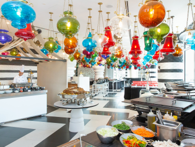 Three new Friday brunches in Doha