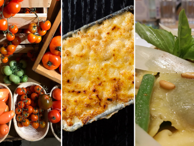Five vegetarian dishes to try in Doha
