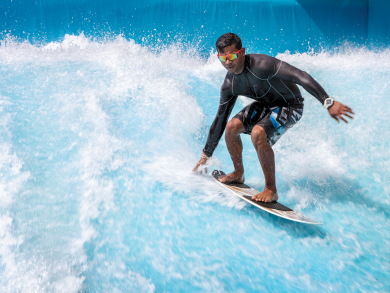 Doha's best watersports, diving, surfing and how to save on them