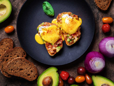Dare to Brunch at STK Doha