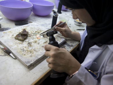 Doha's VCUarts launches craft classes