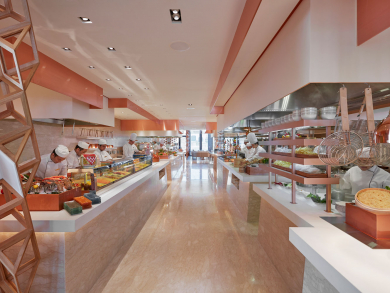 Get a complimentary meal at Mosaic in Doha