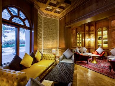 Try the brilliant new El Cedro Tasting Room in Doha