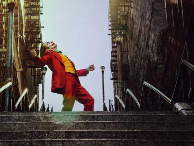Why Joaquin Phoenix has the last laugh with Joker