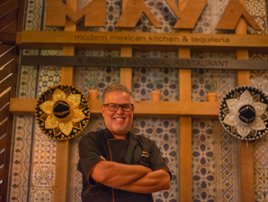 Celebrity chef Richard Sandoval launches new menus for his Doha restaurants