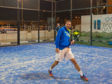 Things to do in Doha: Try a new sport