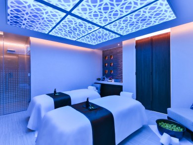 Things to do in Doha: Try a heritage-inspired spa treatment