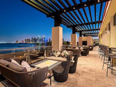 The best outdoor bars in Doha