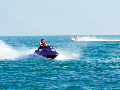 Outdoor things to do in Doha: Ten watersports to try