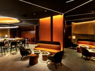 Five reasons to visit the brand-new bar at Mandarin Oriental, Doha