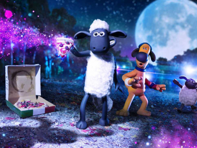 Why the kids need to see Shaun the Sheep Movie: Farmageddon