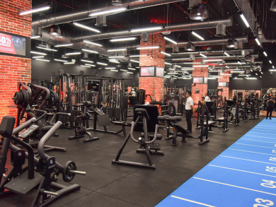 Powerhouse Gym is now open in Doha's Tawar Mall