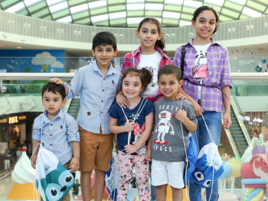 Things to do in Doha: Register for Doha Festival City's Kids Club