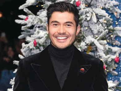 Henry Golding on this year's surefire smash hit Last Christmas