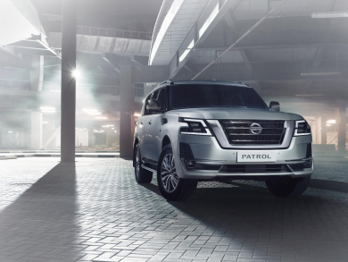 Why the Nissan Patrol 2020 is perfect to go out in Qatar