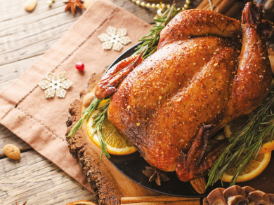 The best takeaway turkeys in Doha this festive season