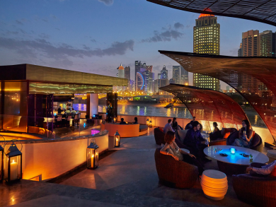 Celebrate Christmas and New Year at Nobu Doha