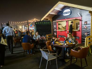 The Doha Burger Festival returns