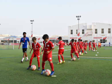 Enroll your kids at an award-winning sports coaching provider
