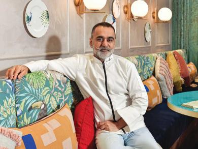Meet chef Vineet Bhatia
